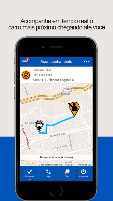 Taxi Nova Opcao screenshot 4