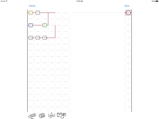 LadderTouch iPad Screenshot 2
