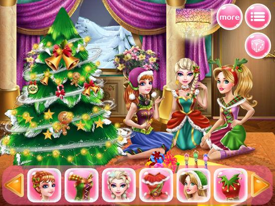 App shopper christmas girls makeover room decor games for Xmas room decor games
