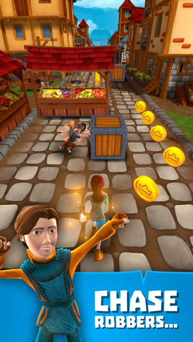 CHASERS: Fantasy Endless Runner Screenshot