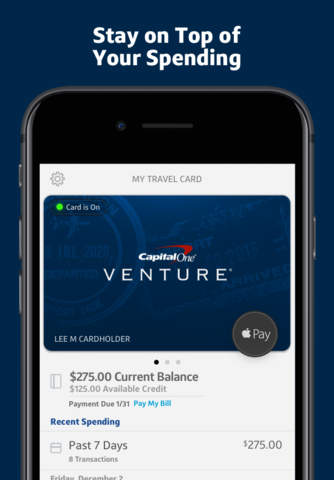 Capital One Wallet screenshot 2