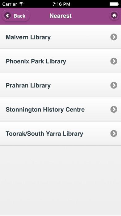 Screenshot #10 for Stonnington Libraries