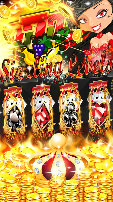 free online slot machine sizzling deluxe