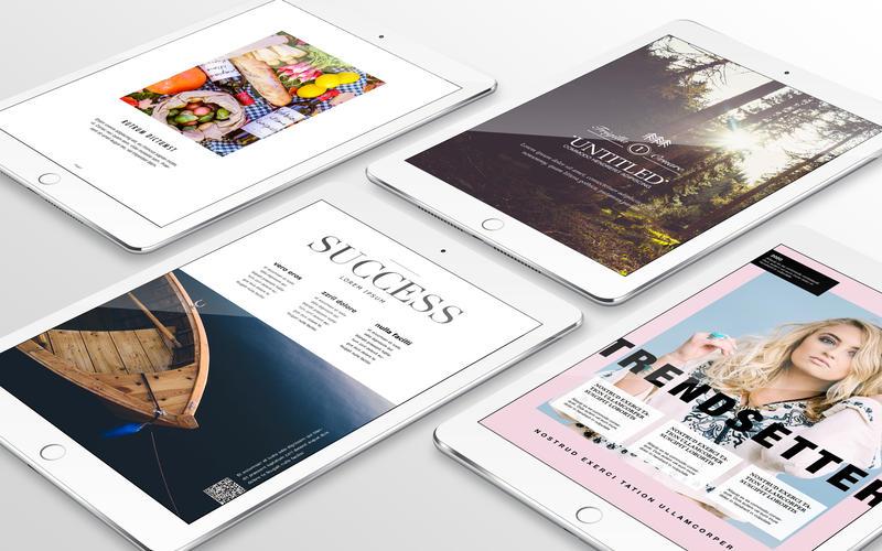 Books Mill - Themes for iBooks Author 앱스토어 스크린샷