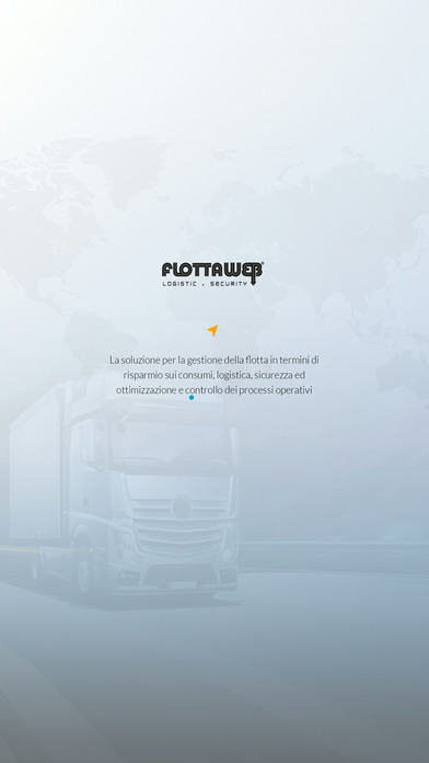 Screenshot #3 for FlottaWeb