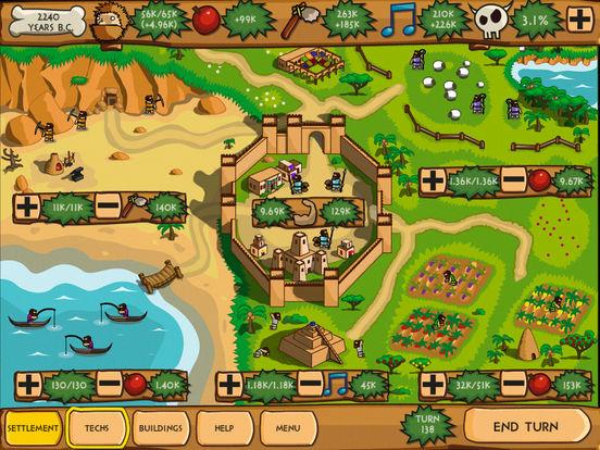 Bronze Age Screenshots