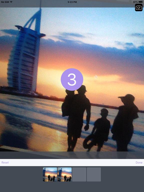 Photo Sequence Shot Screenshots