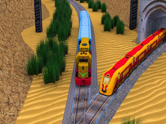 Train Game Simulator : Realistic Train Drive Gamescreeshot 2