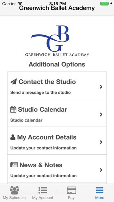 Greenwich Ballet Academy screenshot 3