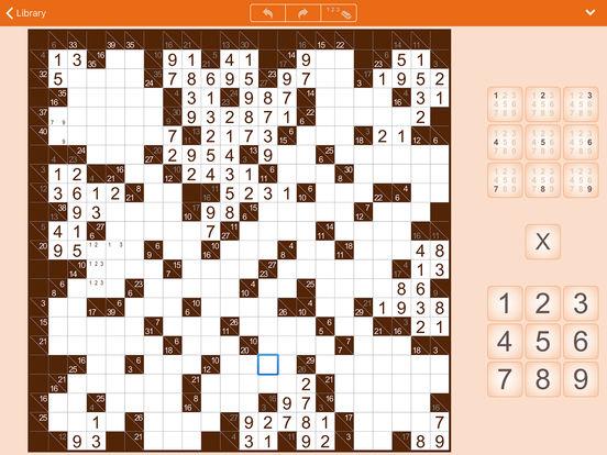 Conceptis Kakuro screenshot 6
