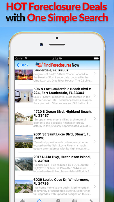 Urban Foreclosure Real-Estate Houses-For-Sale app image