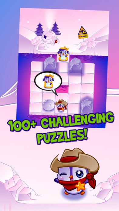 Pigu's Polar Puzzle Pandemonium Screenshots