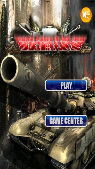 Amazing Career Of War Tanks : Broken Track screenshot 1