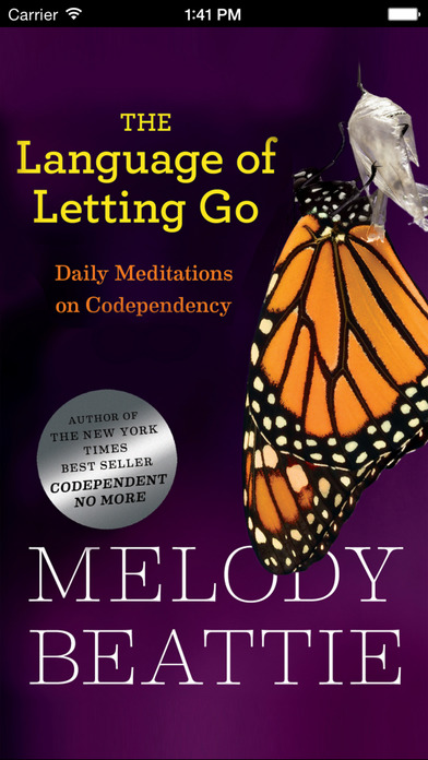 Language of Letting Go: Codependency Meditations Screenshot