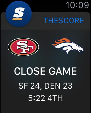 ScoreMobile iPhone Edition iPhone Screenshot 8