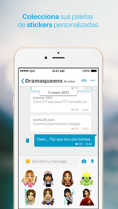 qbit, ¿te lo vas a perder? Apps free for iPhone/iPad screenshot