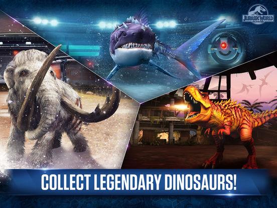 Jurassic World™: The Gamescreeshot 4