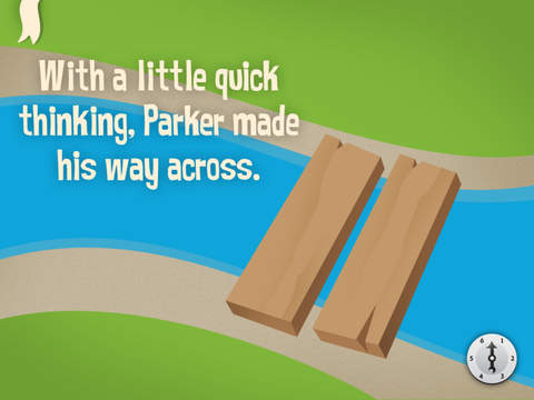 Pixel и Parker
