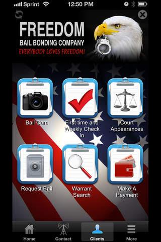 Freedom Bail Bonding screenshot 3