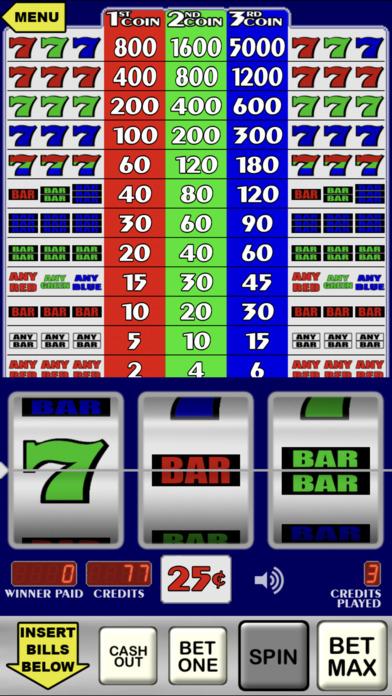 Vegas Slots iPhone Screenshot 2