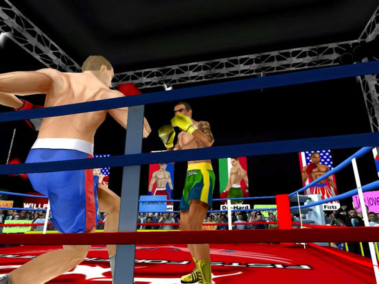 Fists For Fighting (Fx3) Free iPad Screenshot 4