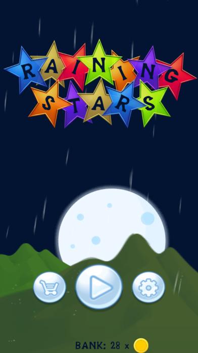 Raining Stars screenshot 1