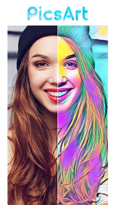 download PicsArt Photo Studio: Picture Editor Collage Maker apps 1