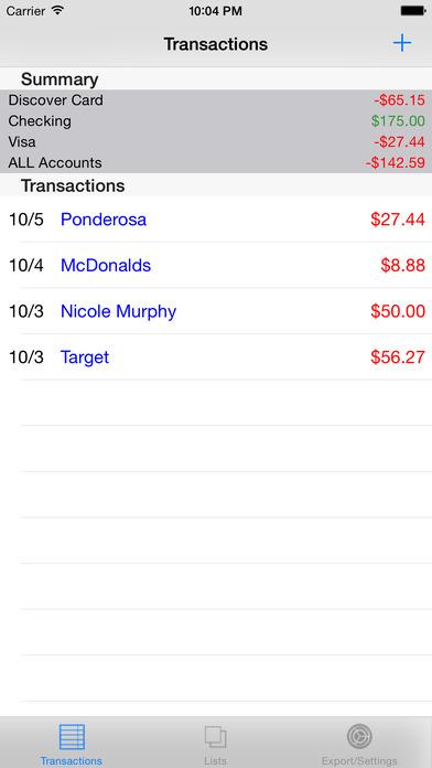 iQIF iPhone Screenshot 4