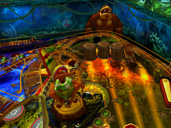 Jungle Style Pinball iPad Screenshot 4