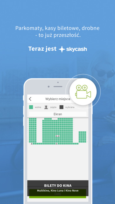 SkyCash iPhone Screenshot 4