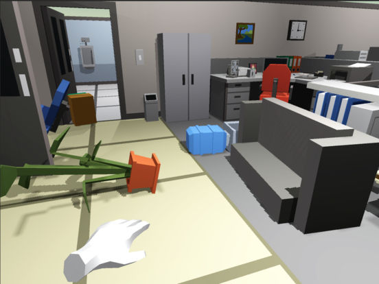 No Man's life: Office job simulator screenshot 4