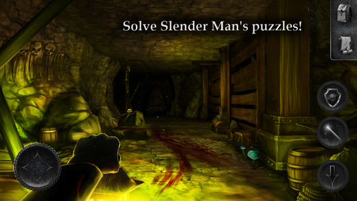 Slender Man Origins 2 House of Slender Screenshots