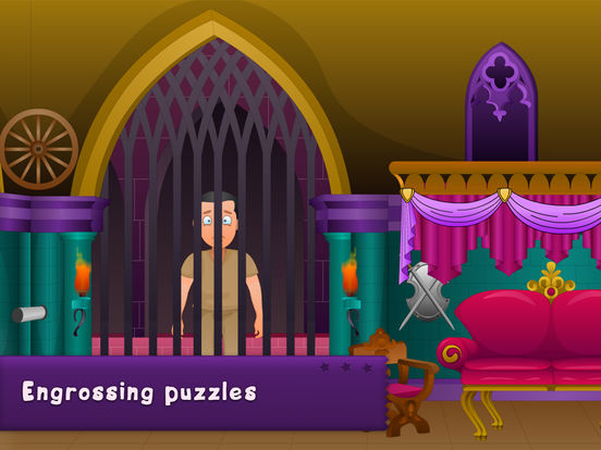 Escape Castle Prison 2 - an puzzle escape game Screenshots