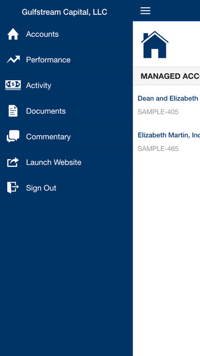 The Planning Center iPhone Screenshot 1