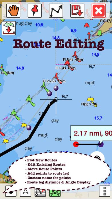 Minnesota fishing lake maps navigation charts app for Fishing gps apps