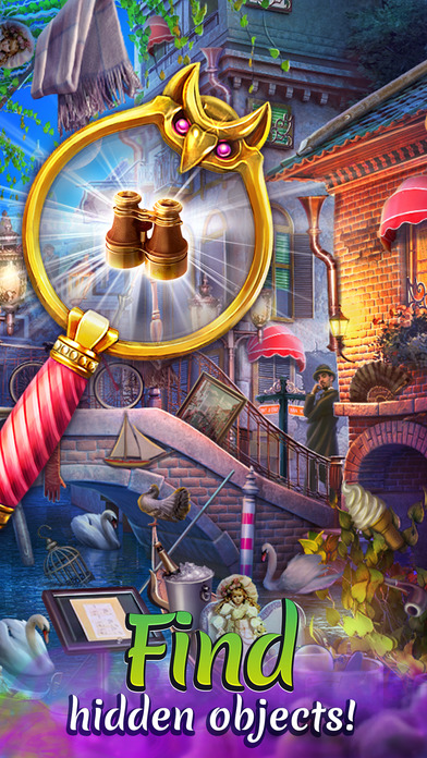 Alice in the Mirrors of Albion Hidden object game hack tool Crystals Hints