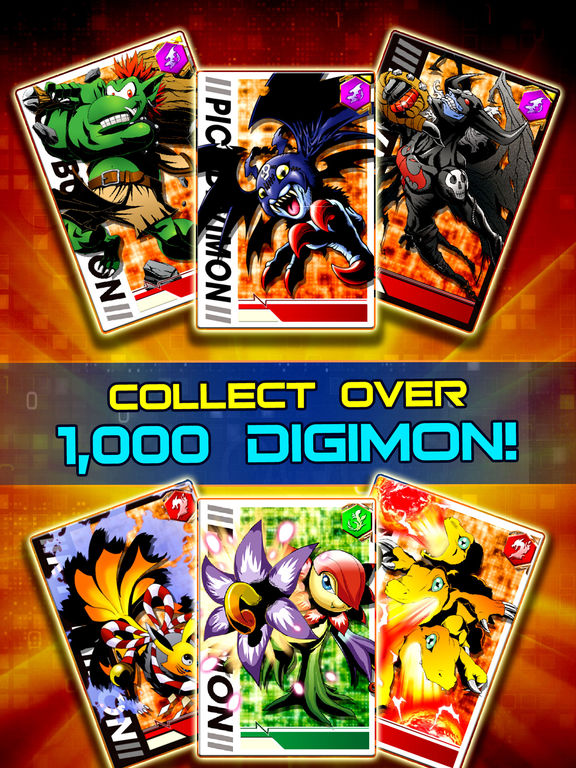 Digimon Heroes! screenshot 7