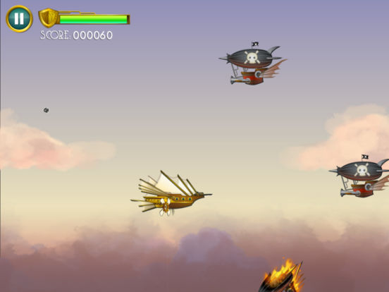 Airship Squadron Defender screenshot 8