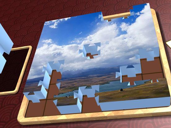 Jigsaw Solitaire New Zealand screenshot 10