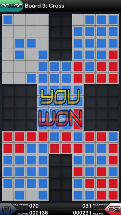 Squares iPhone Screenshot 2