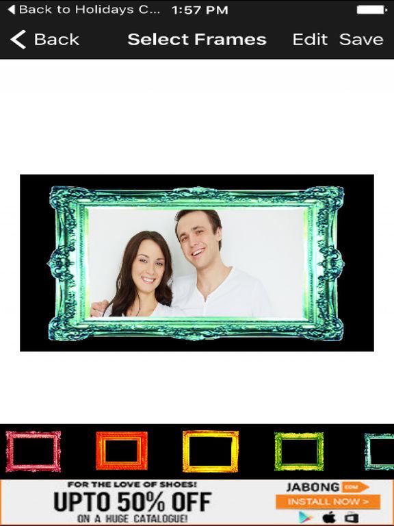App Shopper Crazy Colors Photo Frames 3d Wallpaper Selfie