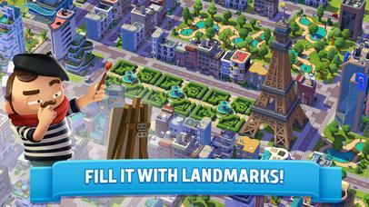 City Mania: Town Building Game screenshot 5