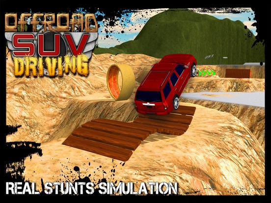 Screenshot #5 for Offroad SUV Driving & Simulator
