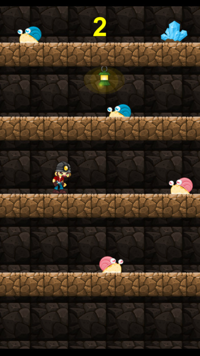 Mining Risk Jump Screenshots