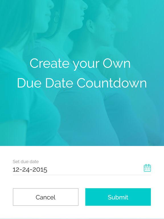 Due date countdown in Australia