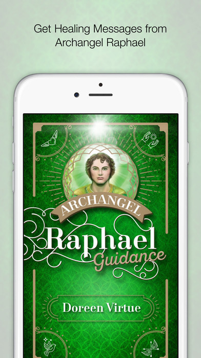Archangel Raphael Guidance screenshot 1