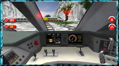 Furious Railway Train  Extreme Train Drive - Pro
