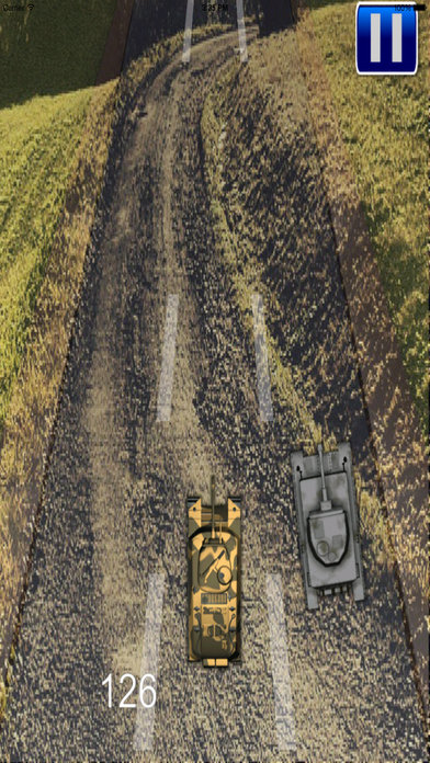 Amazing Career Of War Tanks : Broken Track screenshot 2