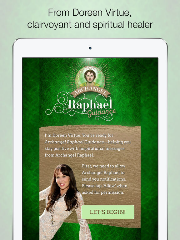Archangel Raphael Guidance screenshot 9