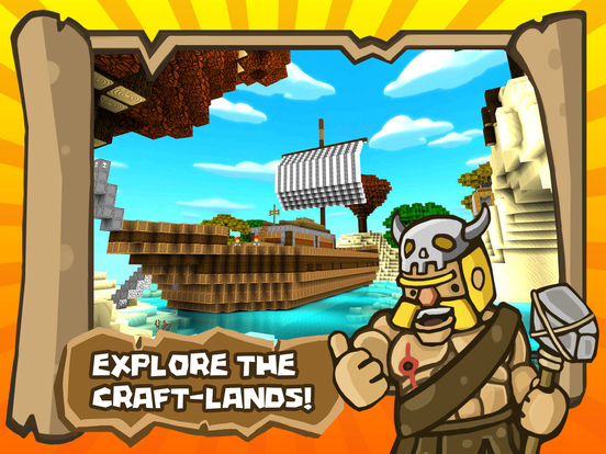 Time Warriors - Stone Age - Survival Craft для iPad